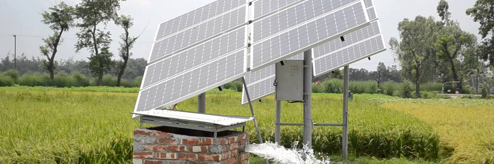 DC SOLAR PUMPS